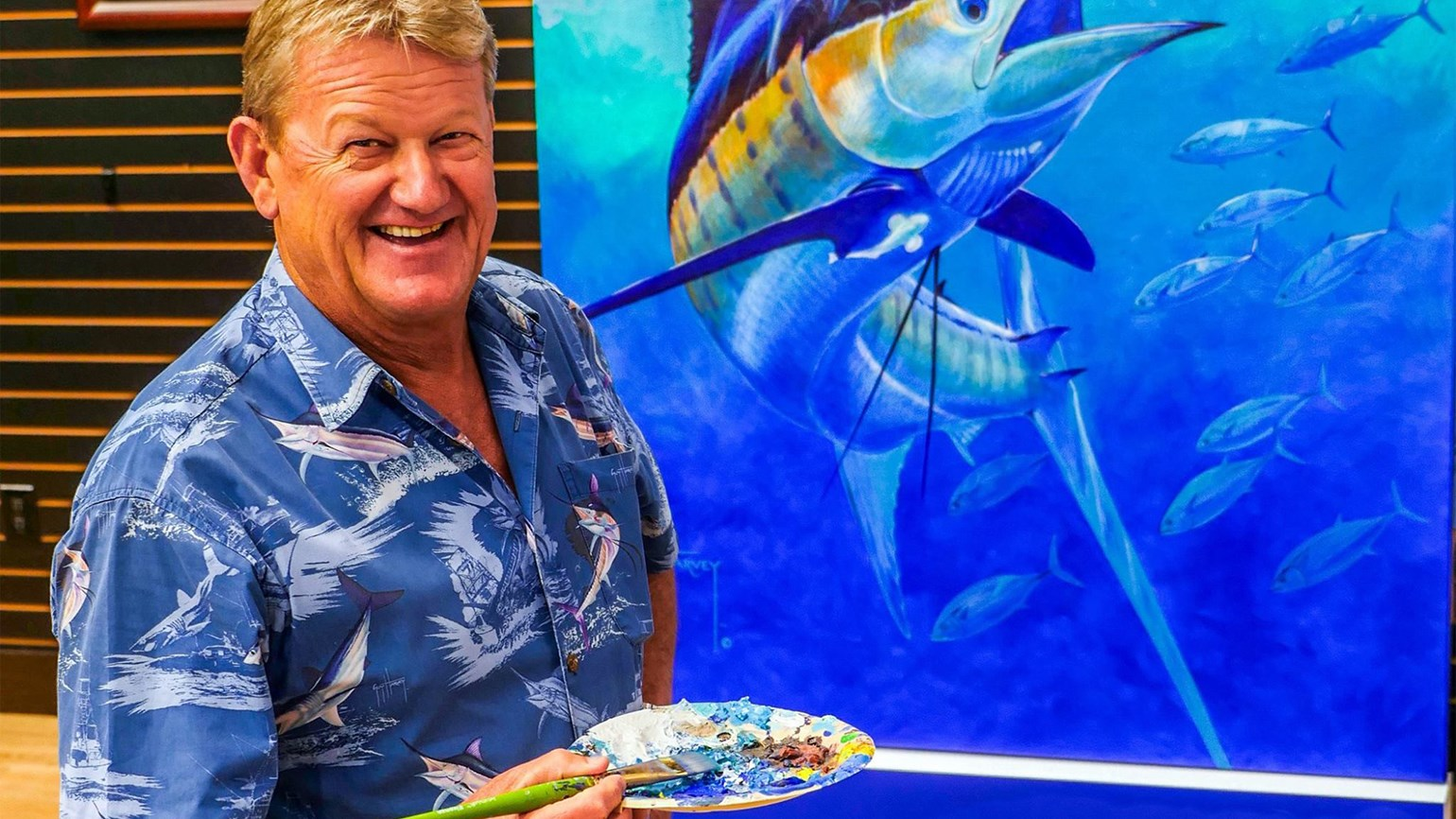 Norwegian schedules Guy Harvey conservation cruise