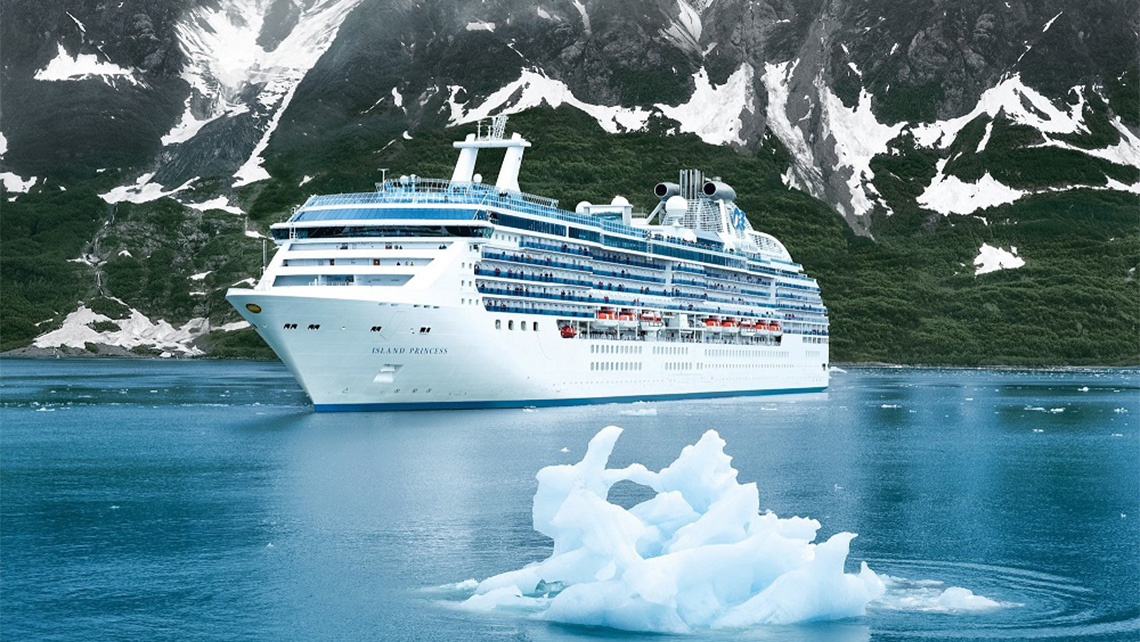 Princess Adds Island Princess To List Of Ocean Medallion