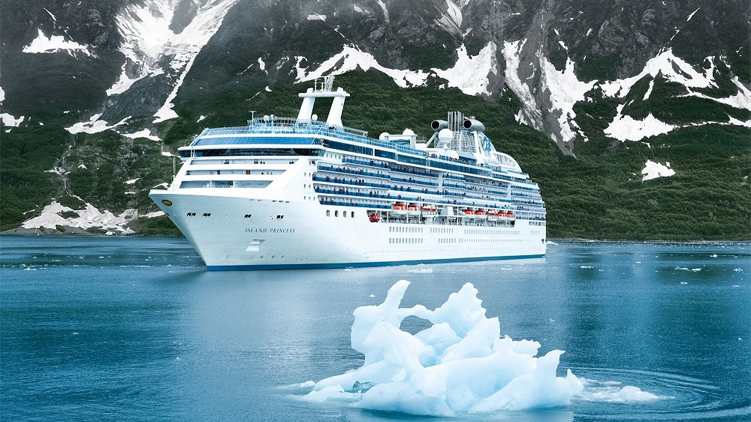 Princess adds Island Princess to list of Ocean Medallion ships