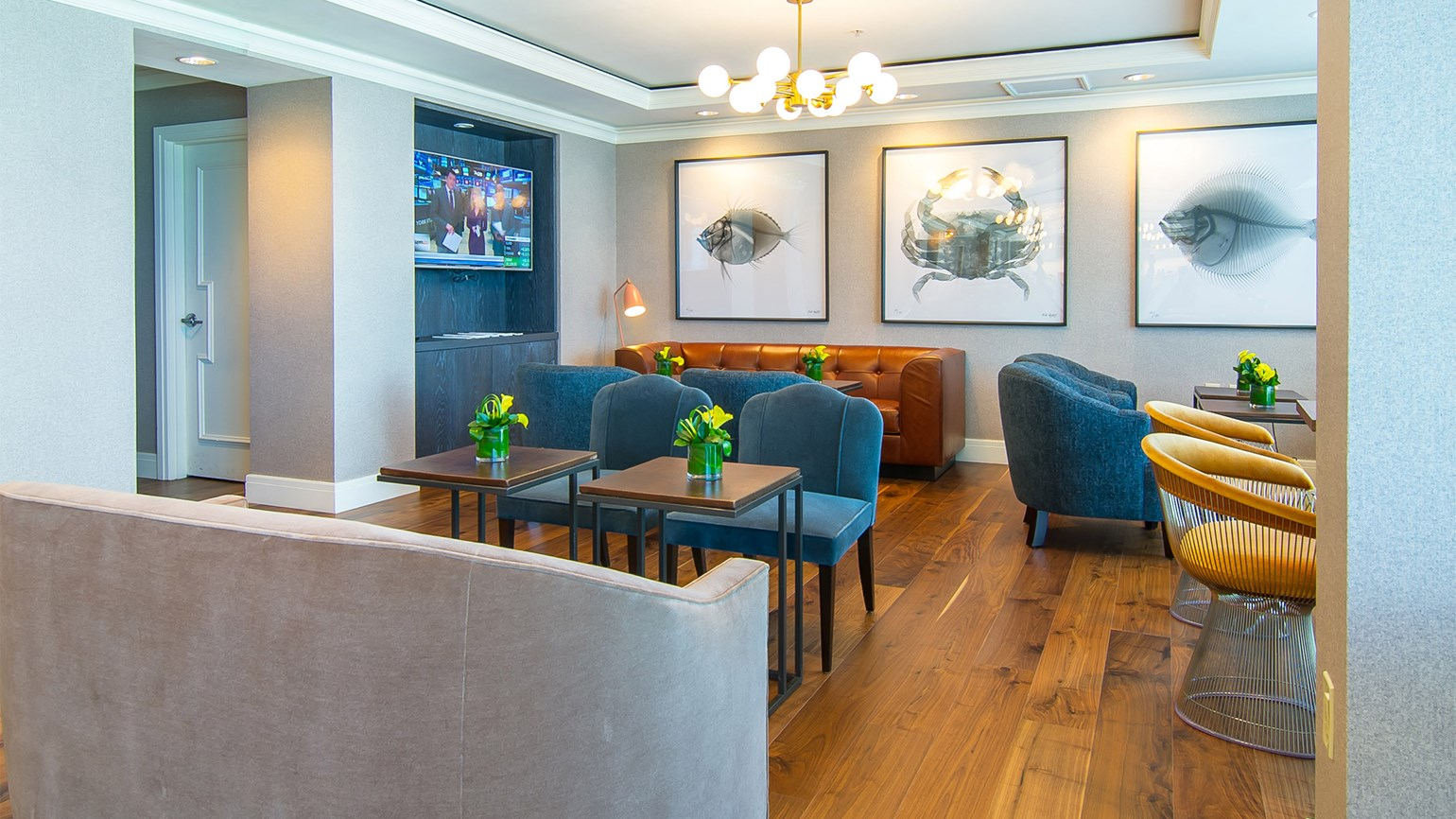 Ritz-Carlton, South Beach unveils updated Club Lounge