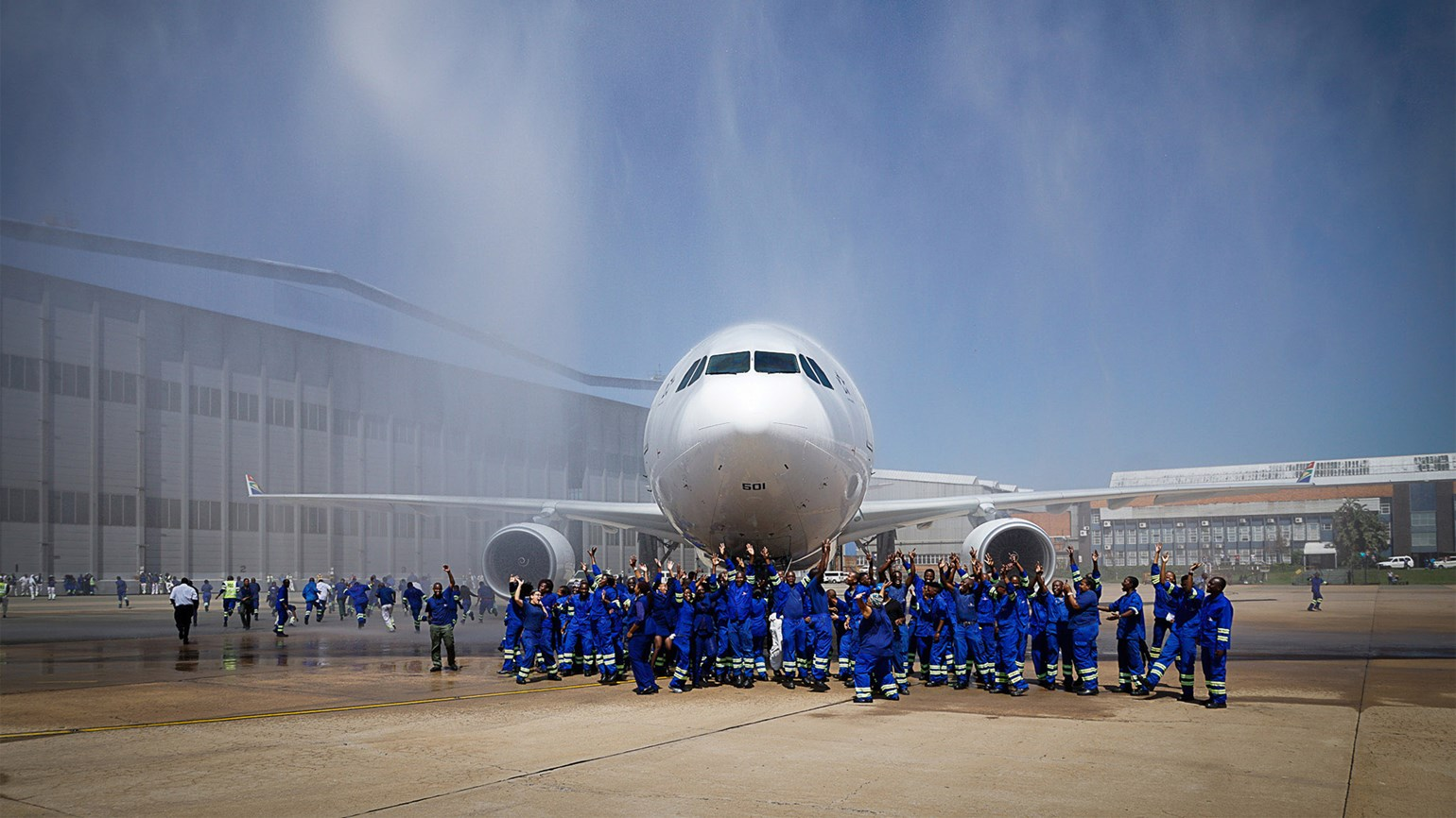 South African Air deploys A330-300 on D.C. flights