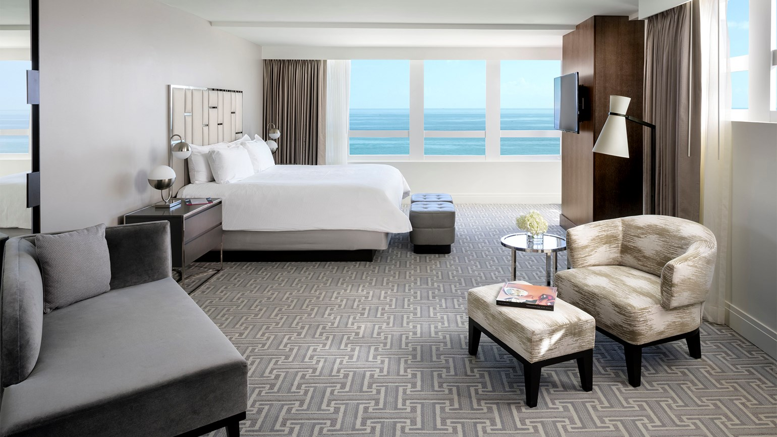 Fontainebleau completes versailles tower renovation for Boutique hotel fontainebleau