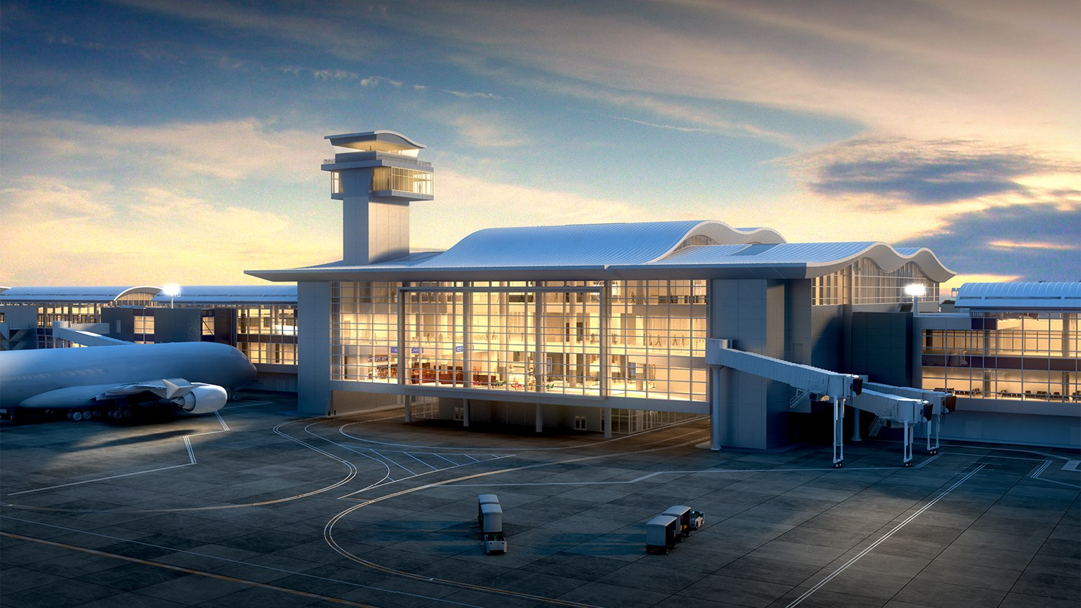 Ground broken on Bradley extension at LAX