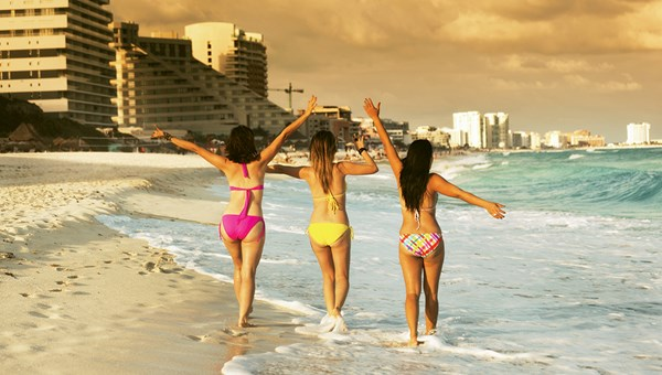 Cancun remains one of the top spring break destinations for college students.