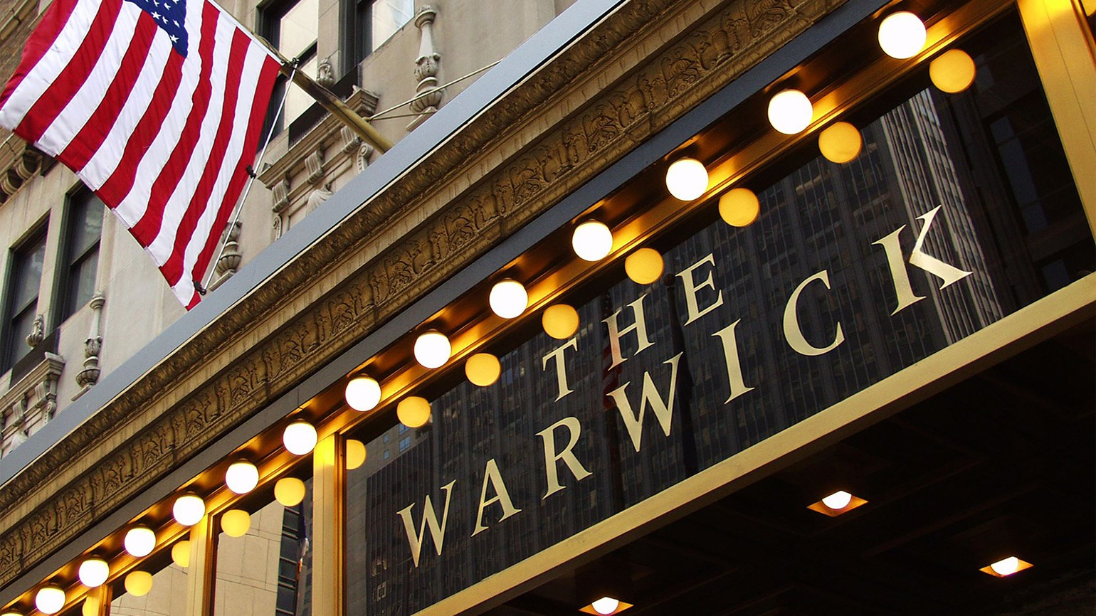 CORRECTED: Warwick Hotels' new loyalty program rewards guests with perks
