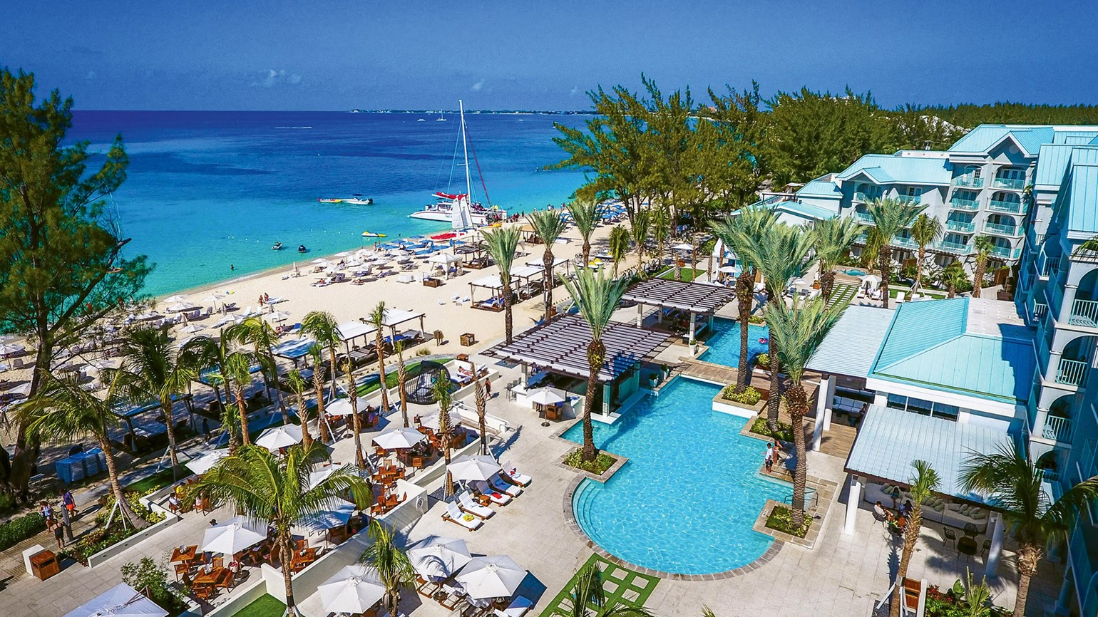 Westin Grand Cayman: Grand plans in motion