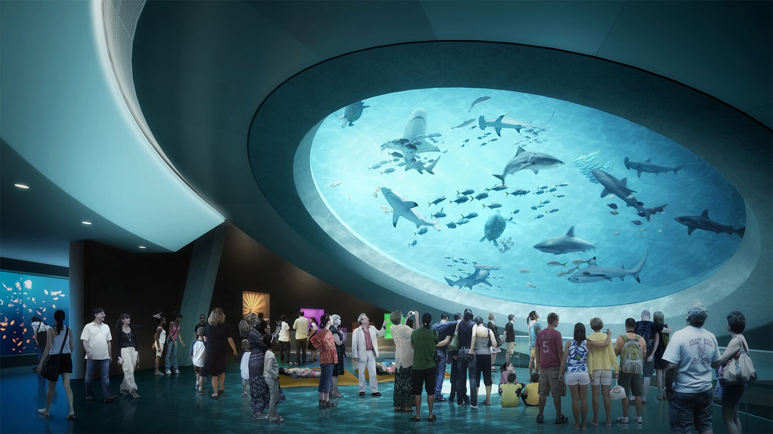 Miami 39 S Frost Science Museum To Open In May Travel Weekly