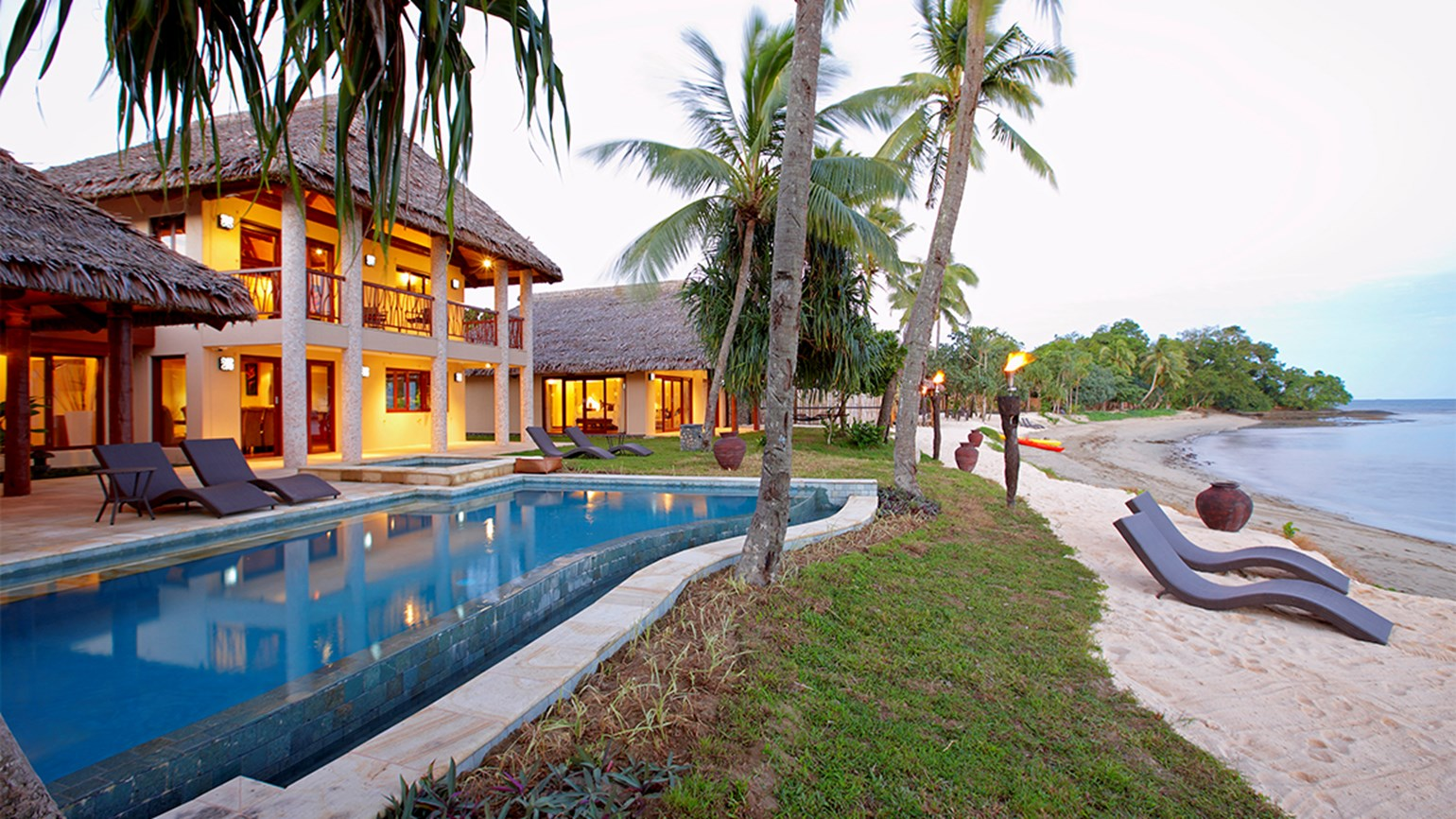 Fiji hotel stay, from $565