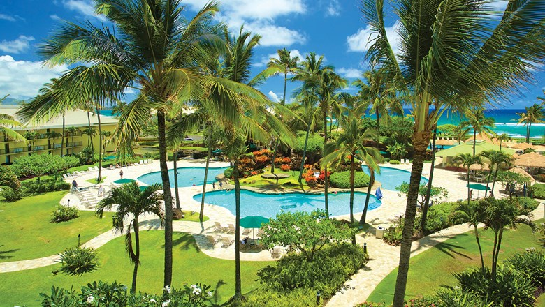 95c7097530a97 The Aqua Kauai Beach Resort recently completed room upgrades and is  readying a revamp to its