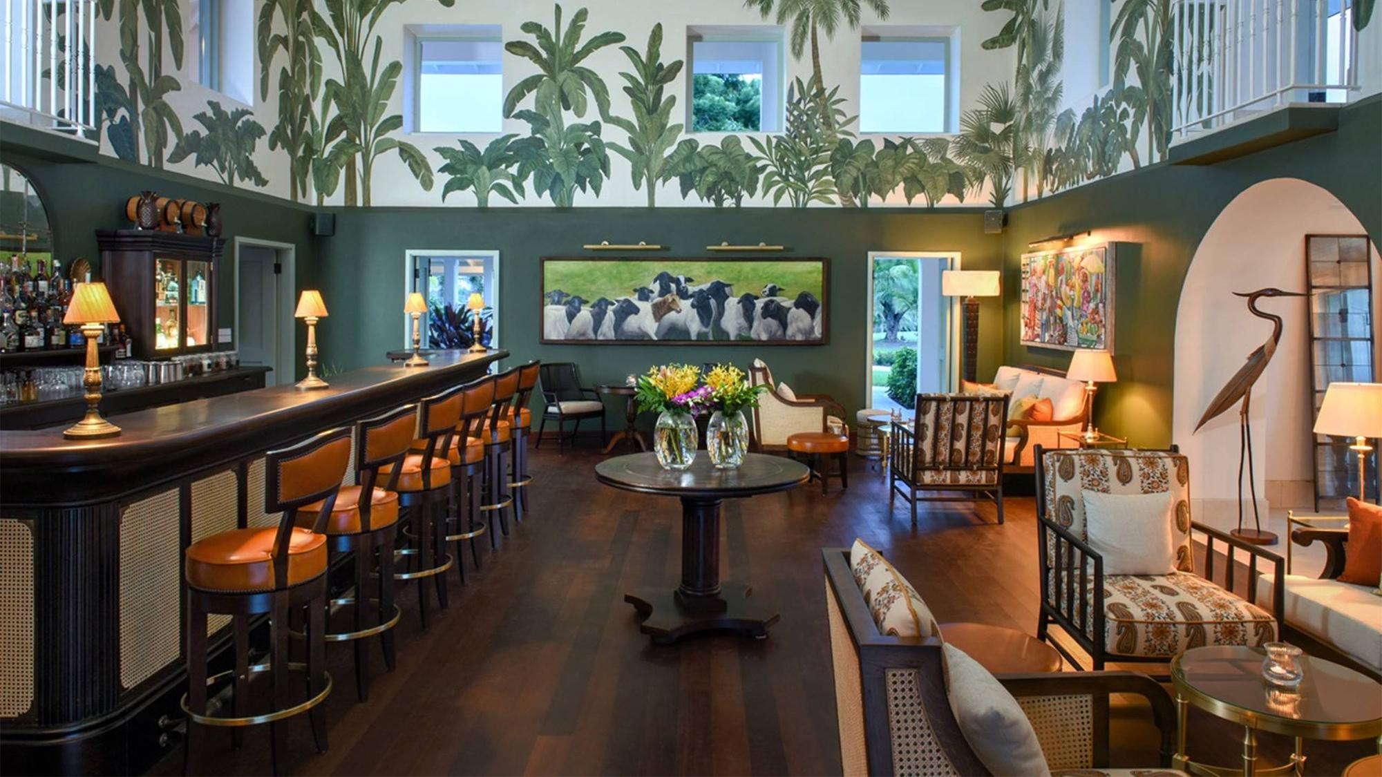 Estate House Reopens At Jumby Bay Resort Travel Weekly