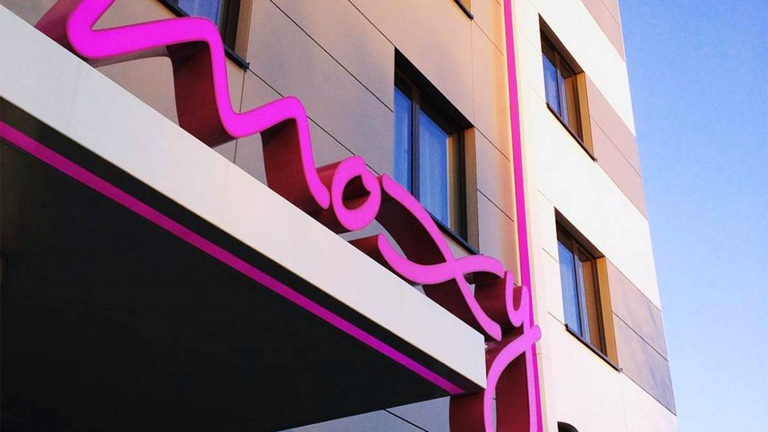 Marriott's Moxy brand on the move in Japan