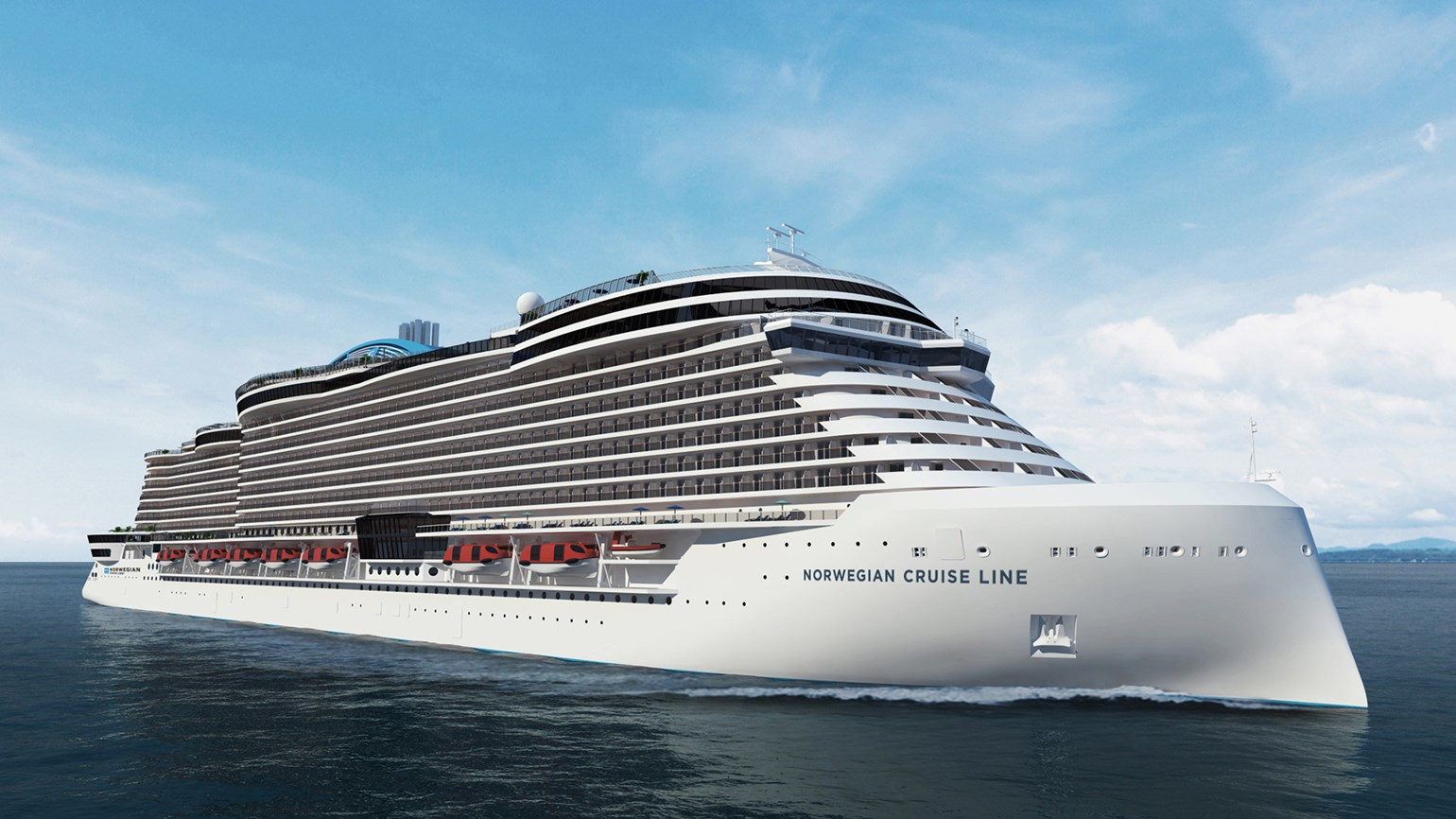 Norwegian Cruise Line Shows New Ship Design Travel Weekly