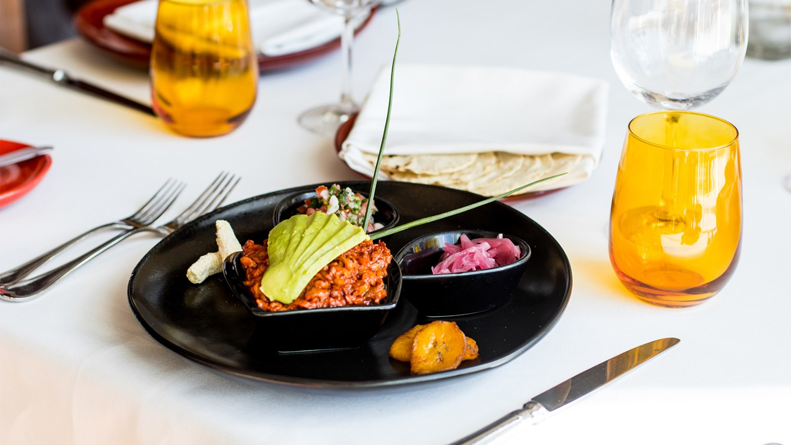 New vegan menus at Grand Velas Riviera Nayarit