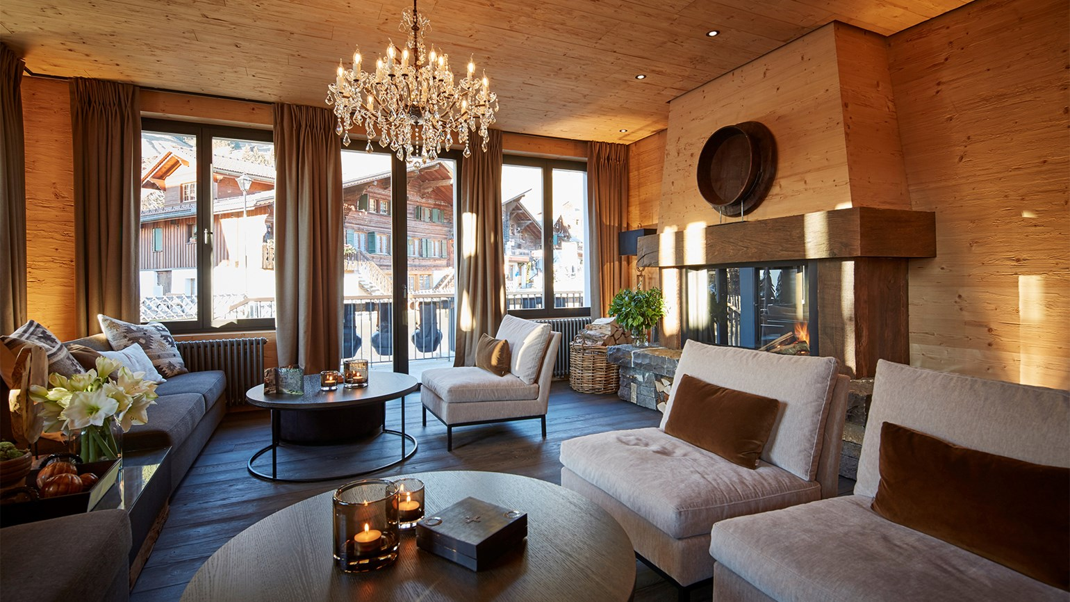 Switzerland's Hotel Valrose reopens