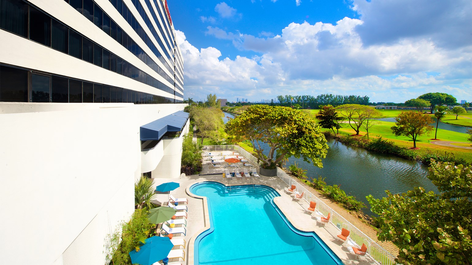 Sheraton Miami Airport completes renovation