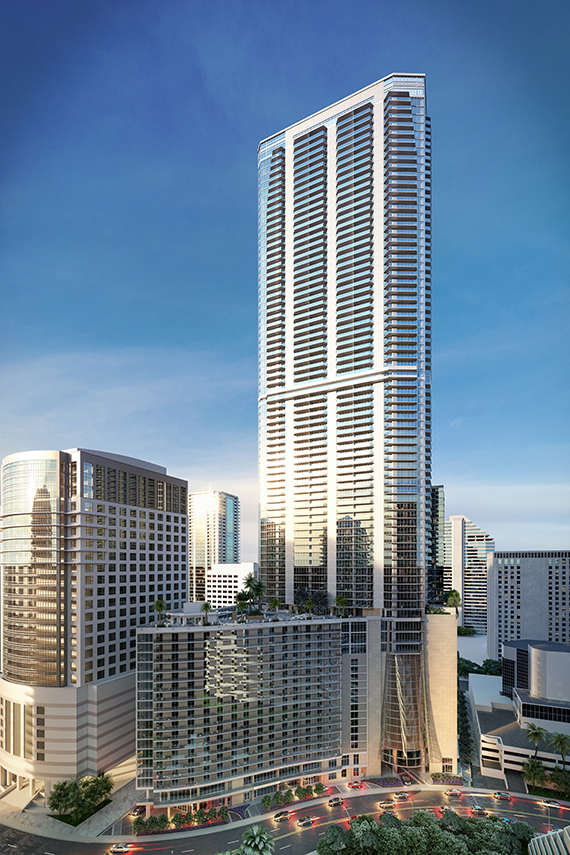 Hyatt Centric To Open In Miami S Tallest Building Travel