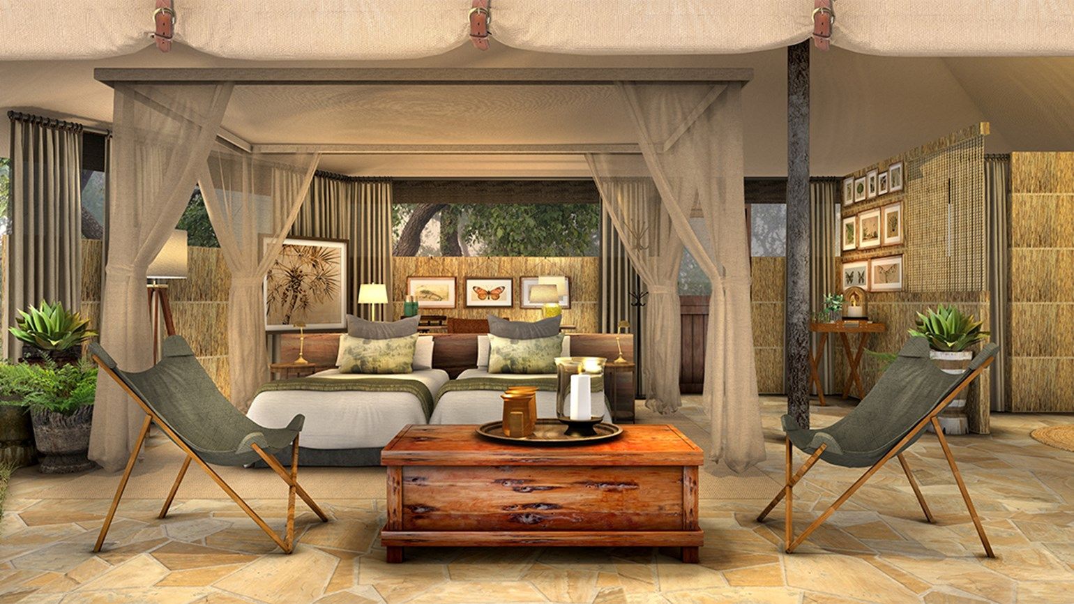 New ecotourism camp opens in Tanzania