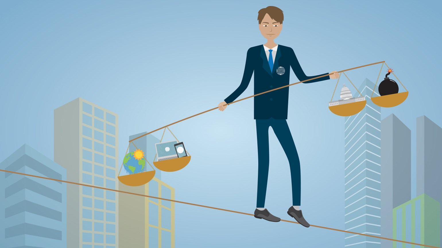 Balancing act: This month's WTTC Global Summit