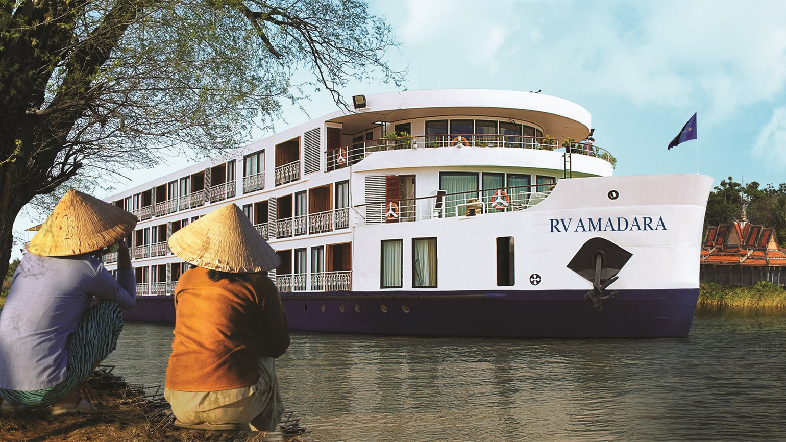 Mekong River cruise, $630