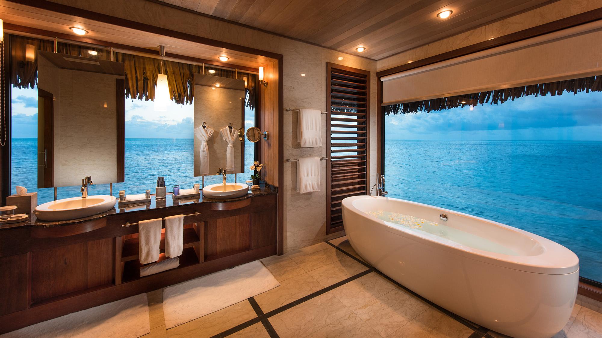 Conrad Resort Opens In Bora Bora Travel Weekly
