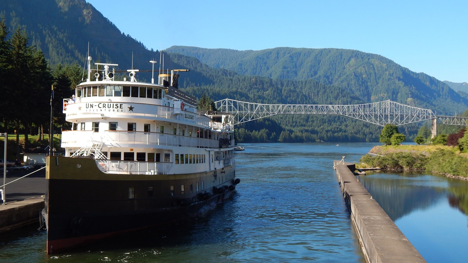 UnCruise Adventures Bringing The Legacy Back To Alaska Travel Weekly - Legacy cruise ship