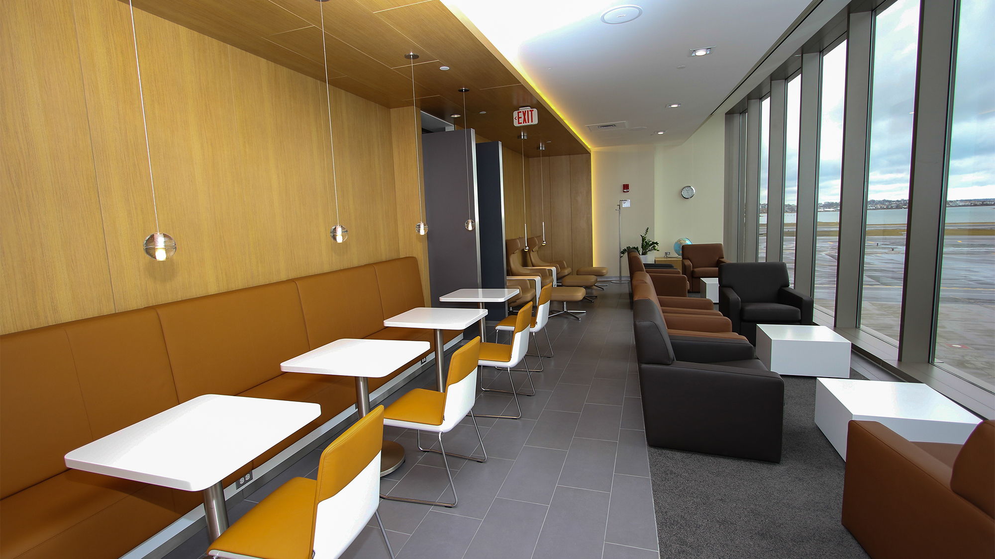 Lufthansa Opens Bigger Airport Lounge In Boston Travel Weekly