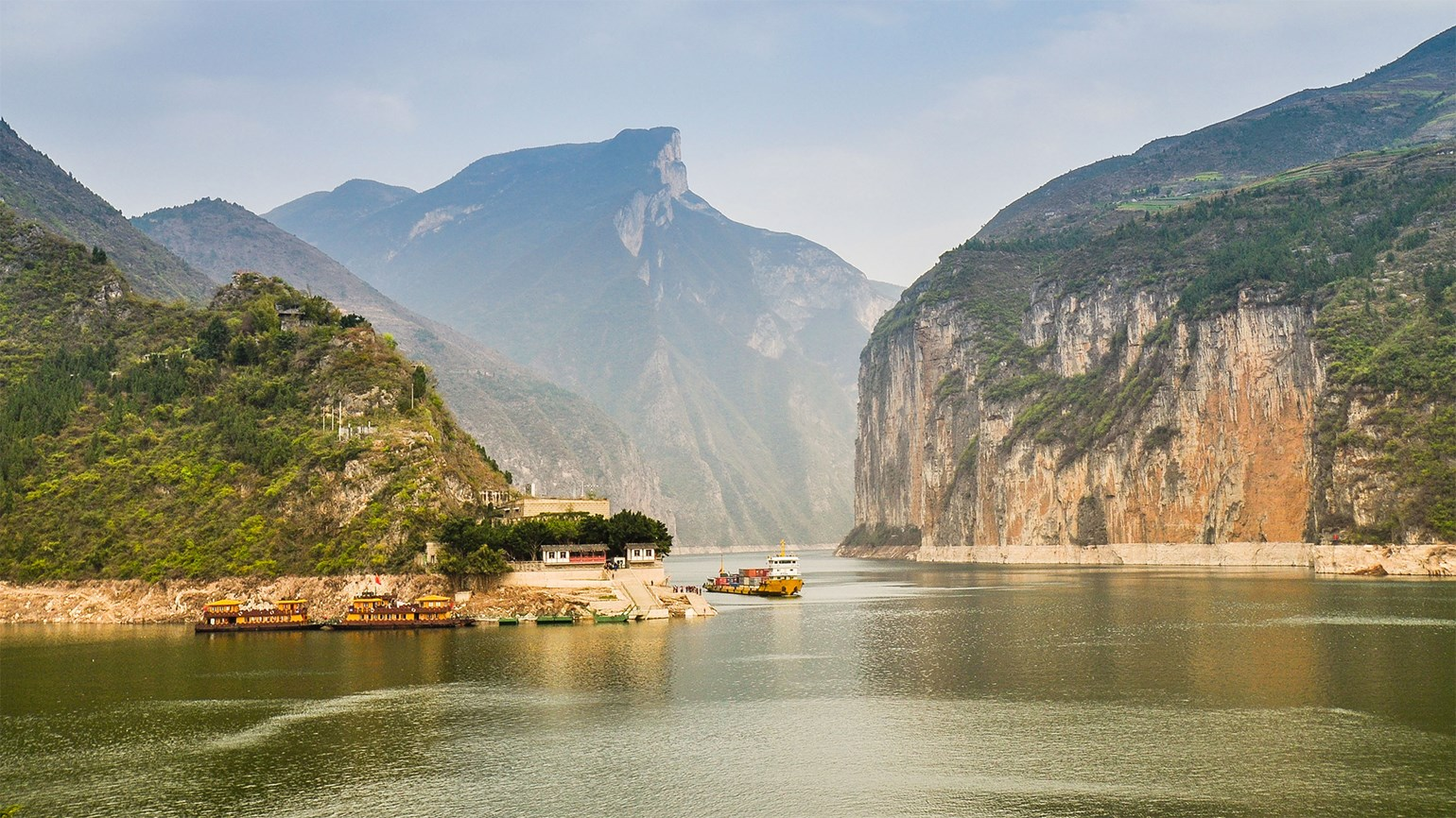 China cruise-tour, from $1,799