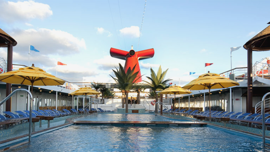 Carnival Does Away With Adults-only Pool On Seven Ships