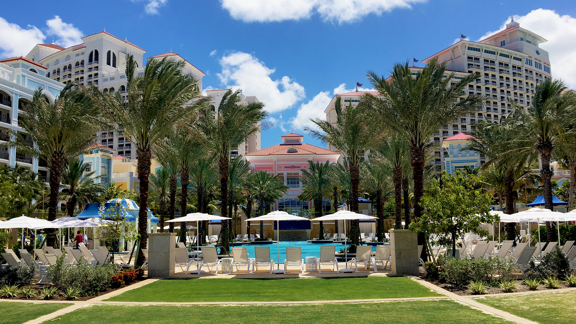 Opening Day Has Finally Arrived For Baha Mar Travel Weekly