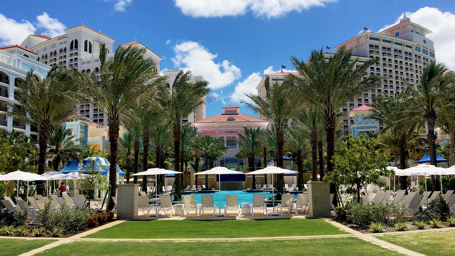 Opening day has finally arrived for Baha Mar