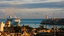 Empress of the Seas makes first call in Havana