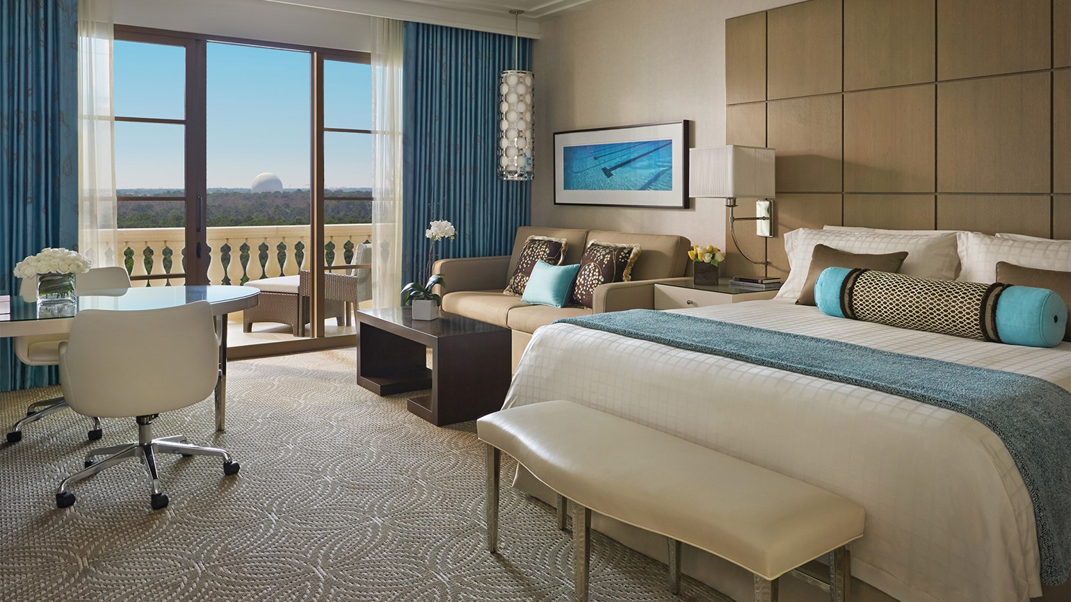 In Orlando, Four Seasons creates its own kind of magic