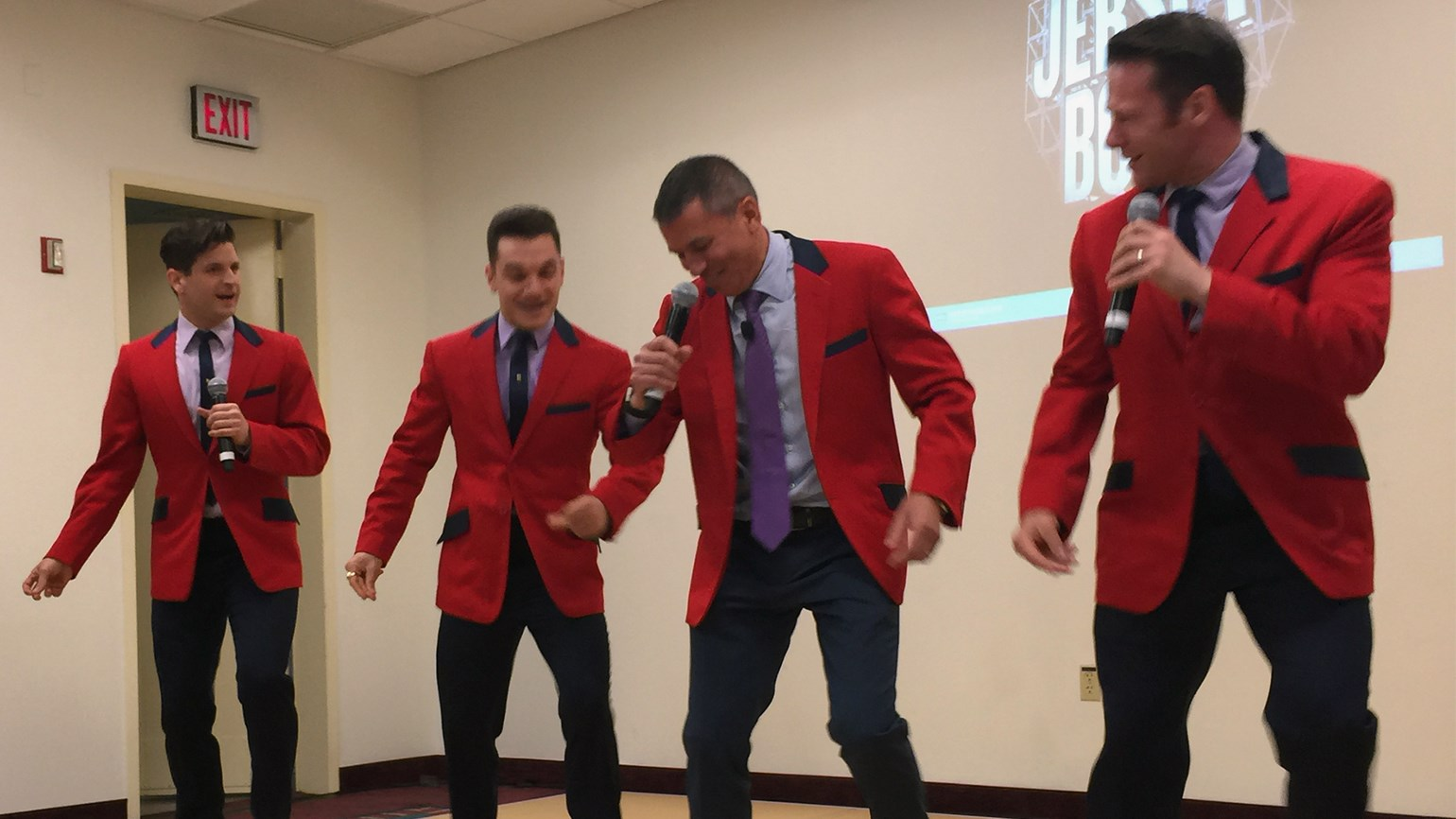 'Jersey Boys' to be featured show on Norwegian Bliss