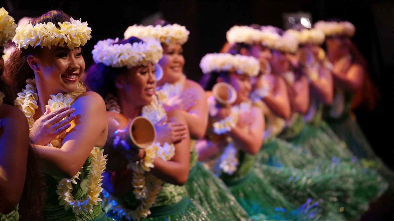 Mele Mei fills the spring with Hawaiian music