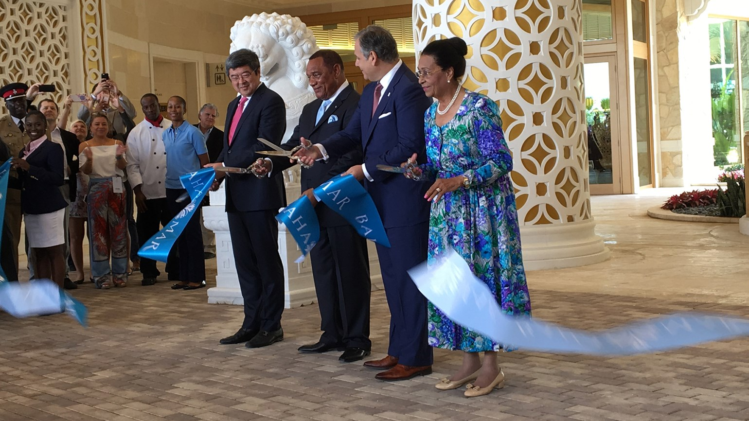 After two turbulent years, Baha Mar looks to fulfill potential