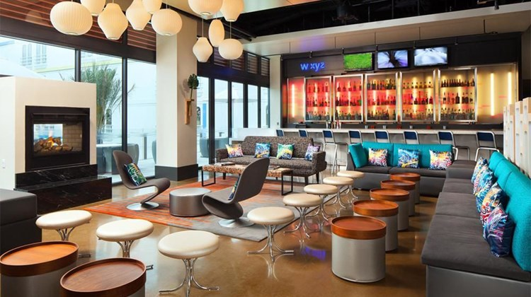The Aloft El Segundo (Calif.) has a new owner in Marriott but will maintain its emphasis on fun and social activity.