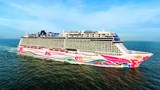 Built for China, the Norwegian Joy is headed elsewhere