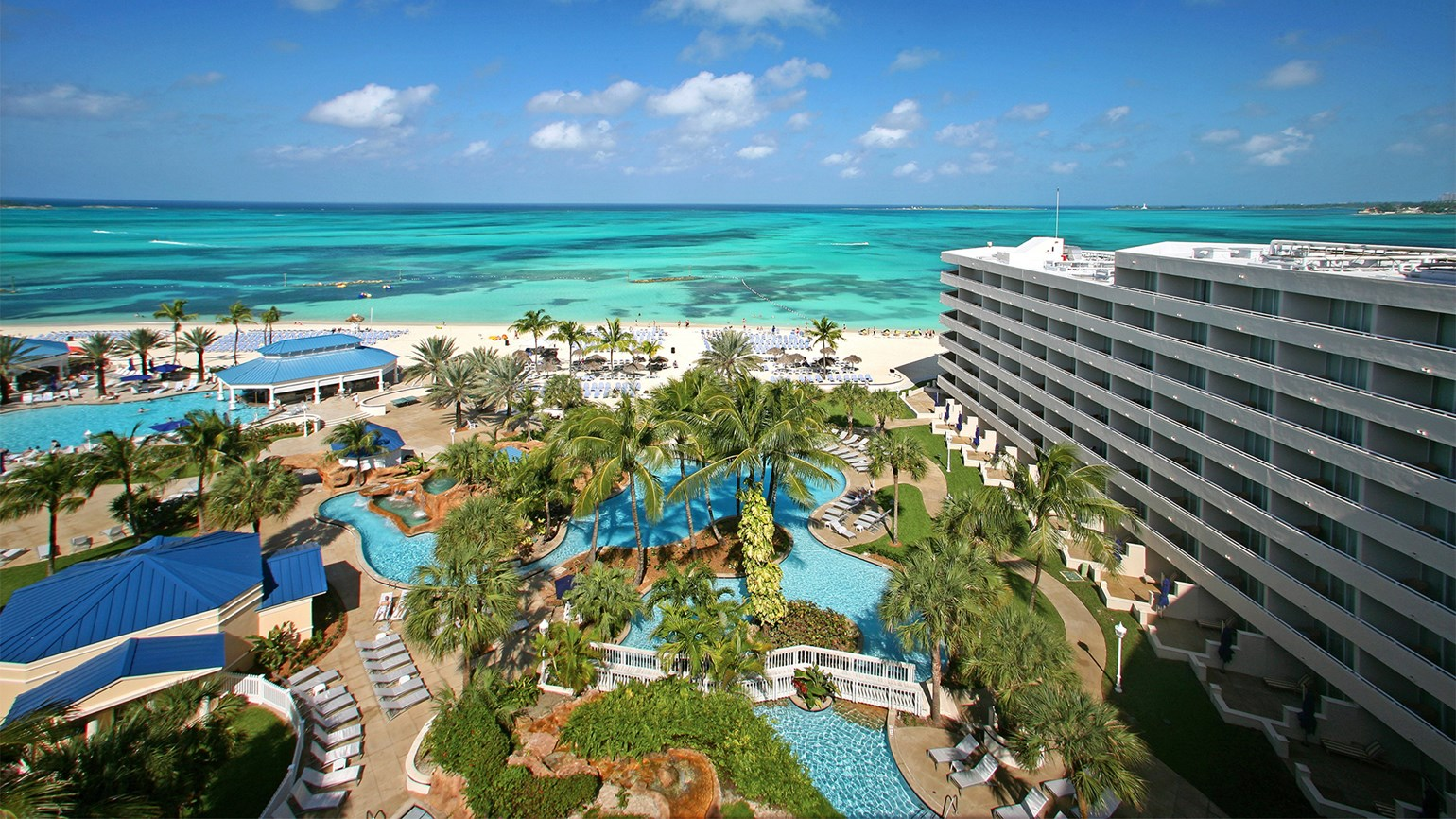 Melia Nassau Beach Flourishes In Shadow Of Baha Mar