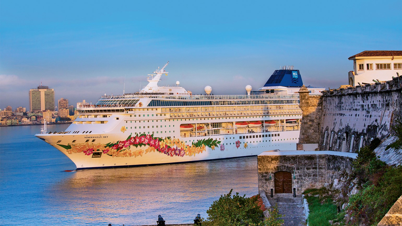 Norwegian puts Cuba stops on longer cruises