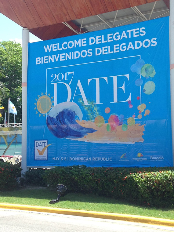 The Dominican Republic's annual travel conference took place at the Bavaro Convention Center in Punta Cana May 3 to 5. Photo Credit: Gay Nagle Myers