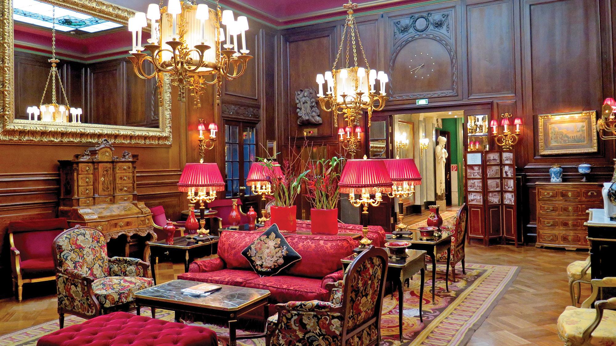 Berlin Mark Hotel Restaurant