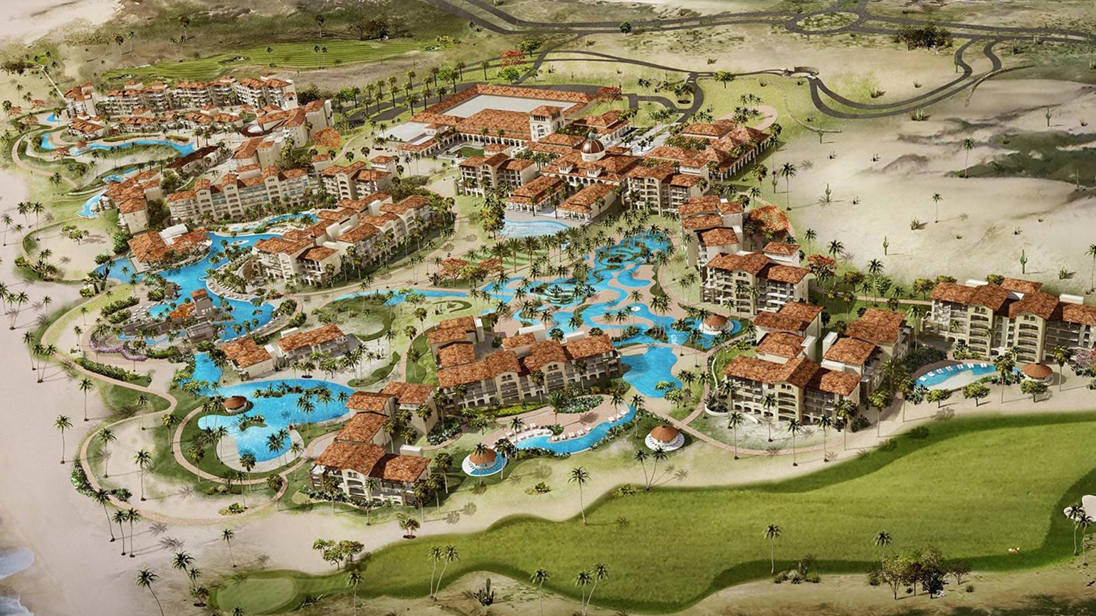 Two new Cabo resorts to open in December