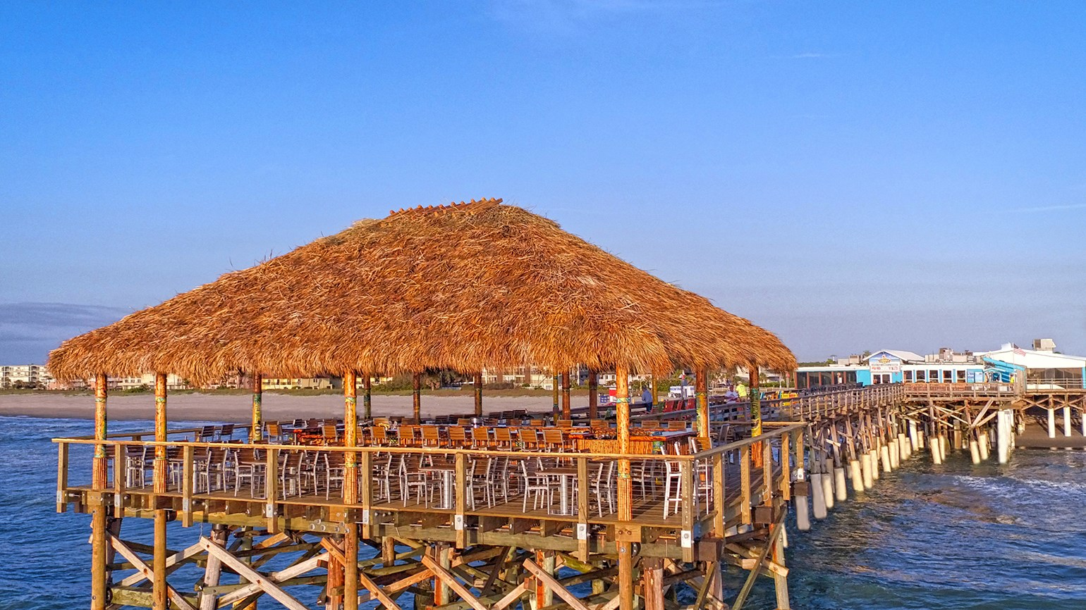 Rikki Tiki Tavern opens on Cocoa Beach Pier