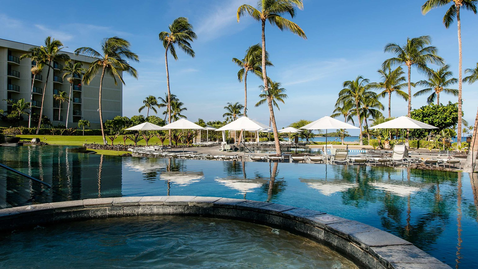 Marriott Waikoloa Ocean Club opens