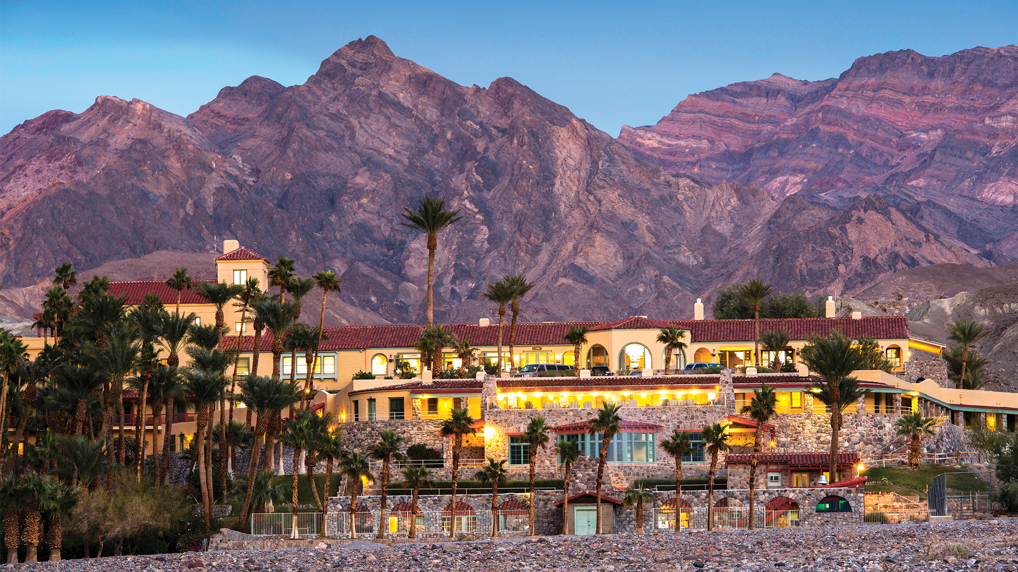 Death Valley Resort Redo The Latest In National Park Upgrades Travel Weekly