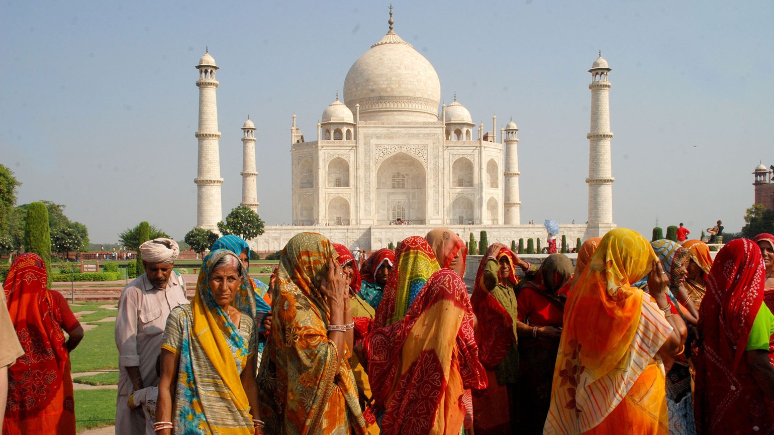 India tour from $429