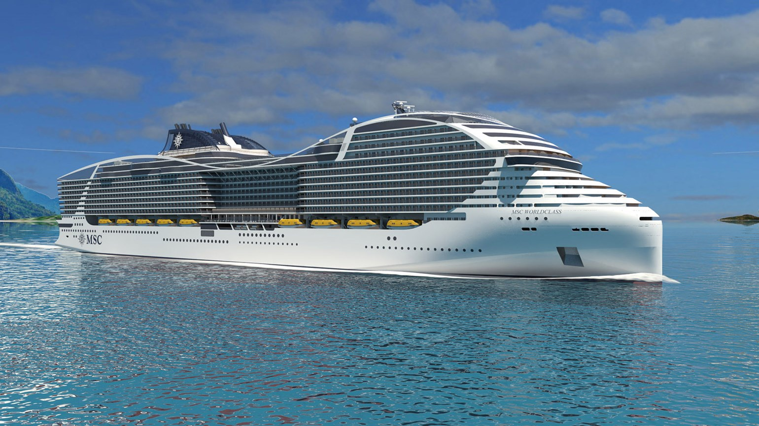 MSC Cruises expanding World class, and more