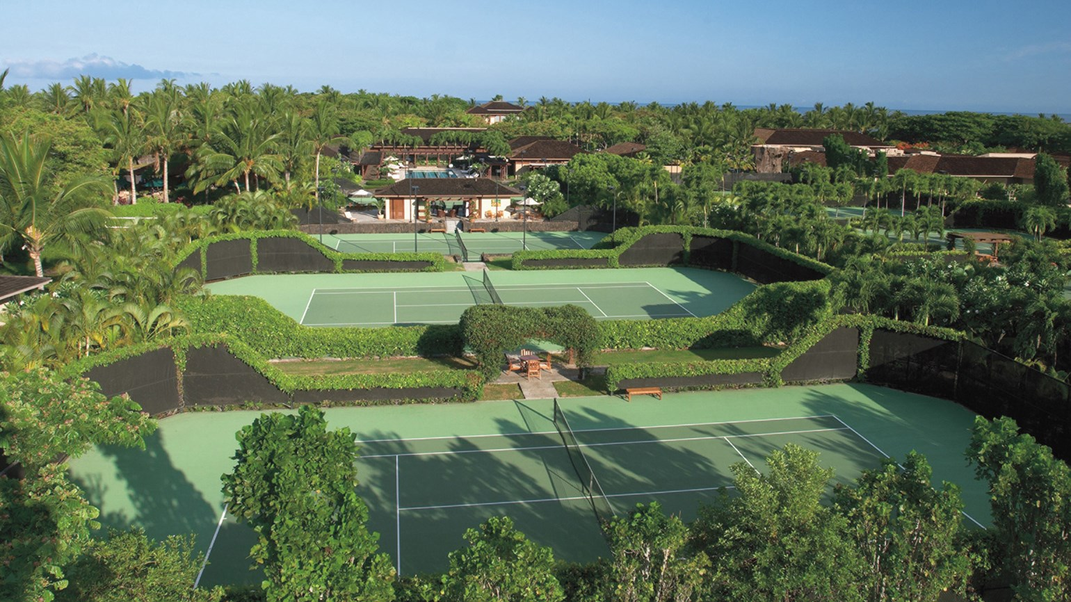 Tennis stars and celebrity chefs coming to Four Seasons Hualalai