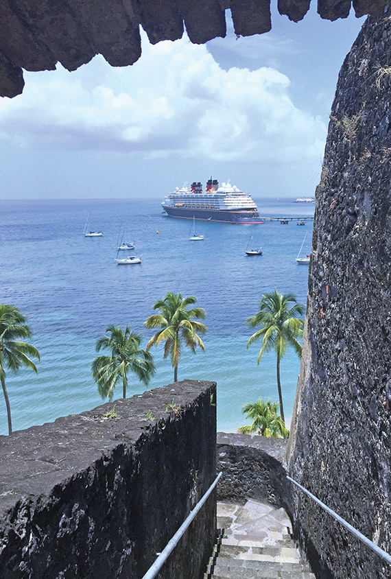 Martinique: Caribbean with a French flavor: Travel Weekly