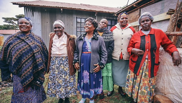 Intrepid Group's Urban Adventures brand's In Focus tours, like this one in Kenya, are run in partnership with local nonprofits to tackle community issues.